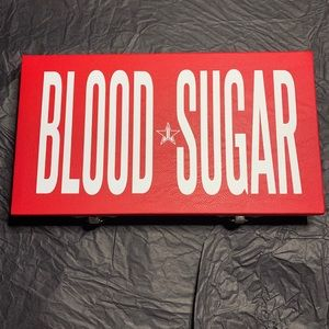 Jeffree Starr Blood Sugar palette